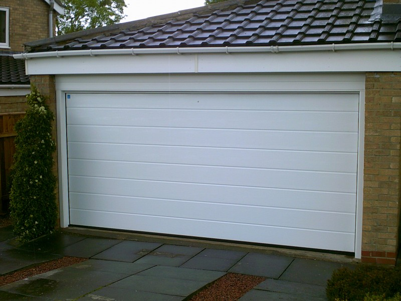 Insulated Sectional Garage Door Abbey Garage Doors
