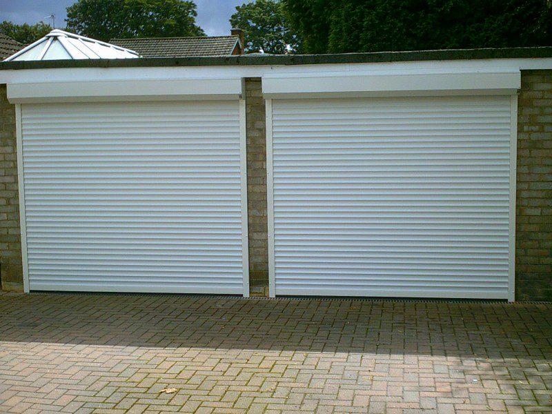 Seceuroglide External Fit Insulated Garage Doors (After)