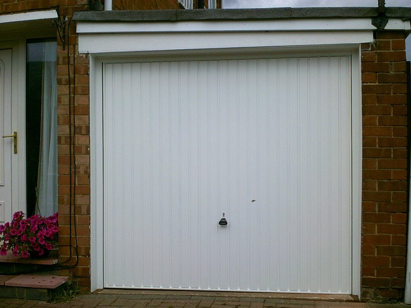 Carlton Up & And Over Garage Door (After)