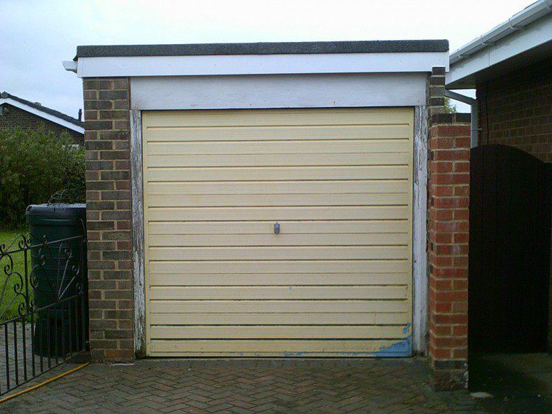 Bishop Auckland Garage Doors And Repairs Abbey Garage Doors